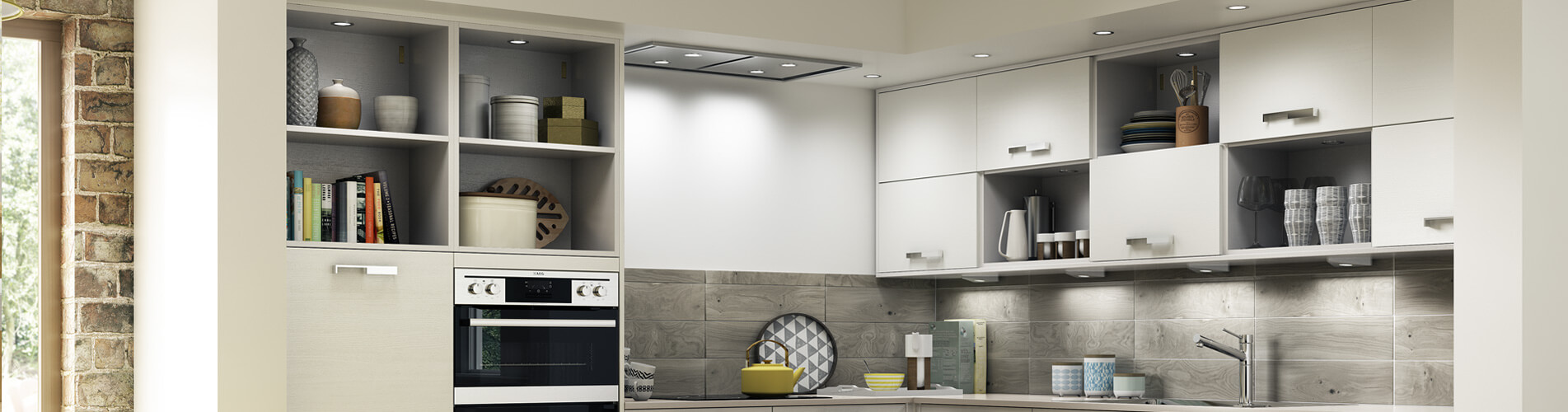 How lighting can change your kitchen space